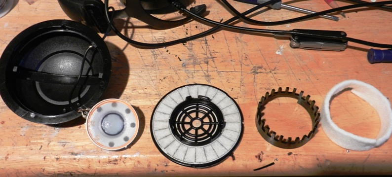 Disassembly  How 2 On Beyerdynamic Dt 770 Pro 80 Ohm  With