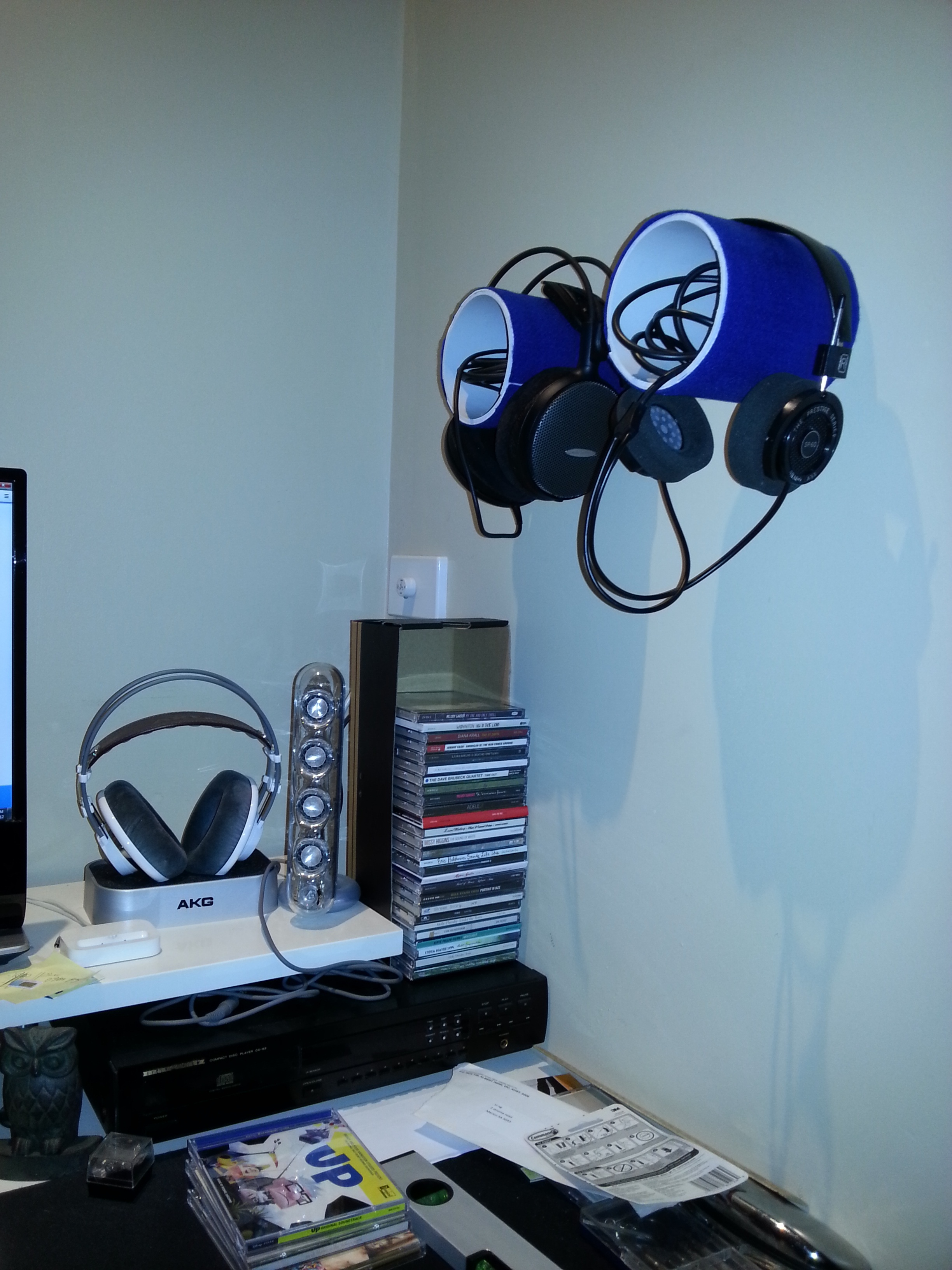 Headphone Stand Designs : The diy headphone stand thread page headphone reviews and