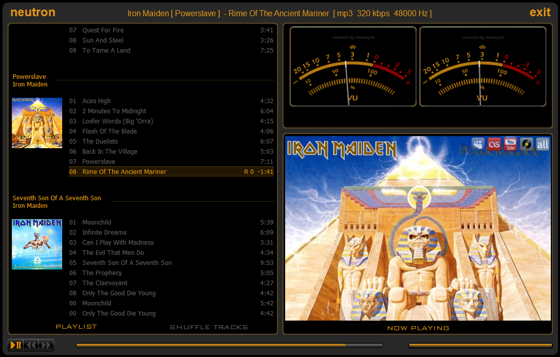 Foobar 2000 Screenshot Thread   Page 26   Headphone Reviews