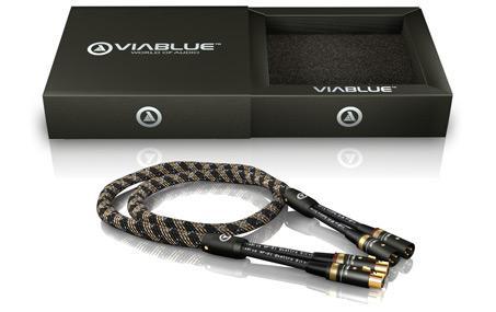 ViaBlue NF-S1 Silver Quattro XLR-Cable