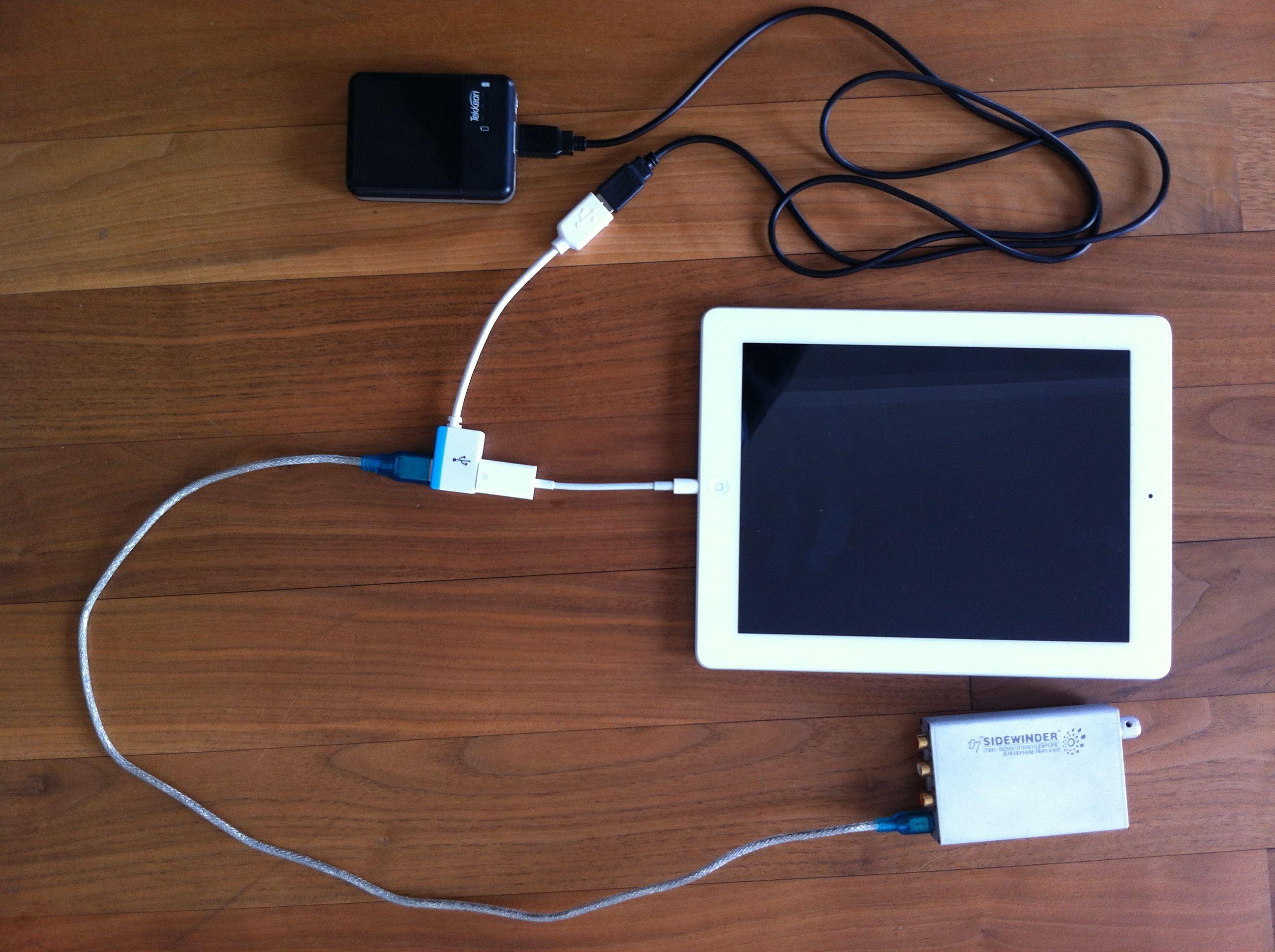 iPad iPhone bit-perfect DLNA/UPnP wi-fi streaming 24bit or