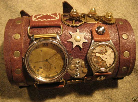 Стимпанк часы купить на Ярмарке Мастеров с доставкой
