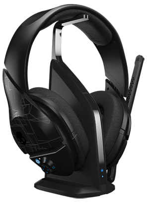 skullcandy gaming plyr 1 wireless mic headset headphone. Black Bedroom Furniture Sets. Home Design Ideas