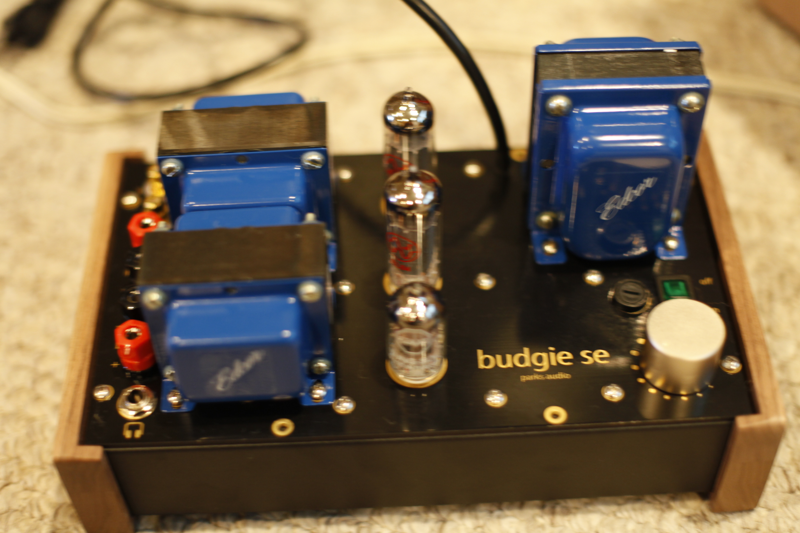Parks Audio Budgie SE Build thread/Impressions   Headphone