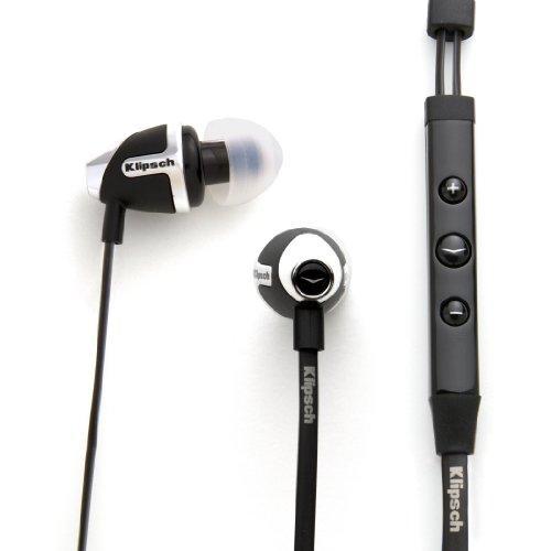 Klipsch Image S4i Ii Black In Ear Headphones With Microphone