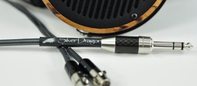 NEW Silver Dragon V3 Premium Audeze Headphone Cable listen at RMAF 2013 in the CANJAM Room – It's getting RAVE Reviews… By: Drew Baird