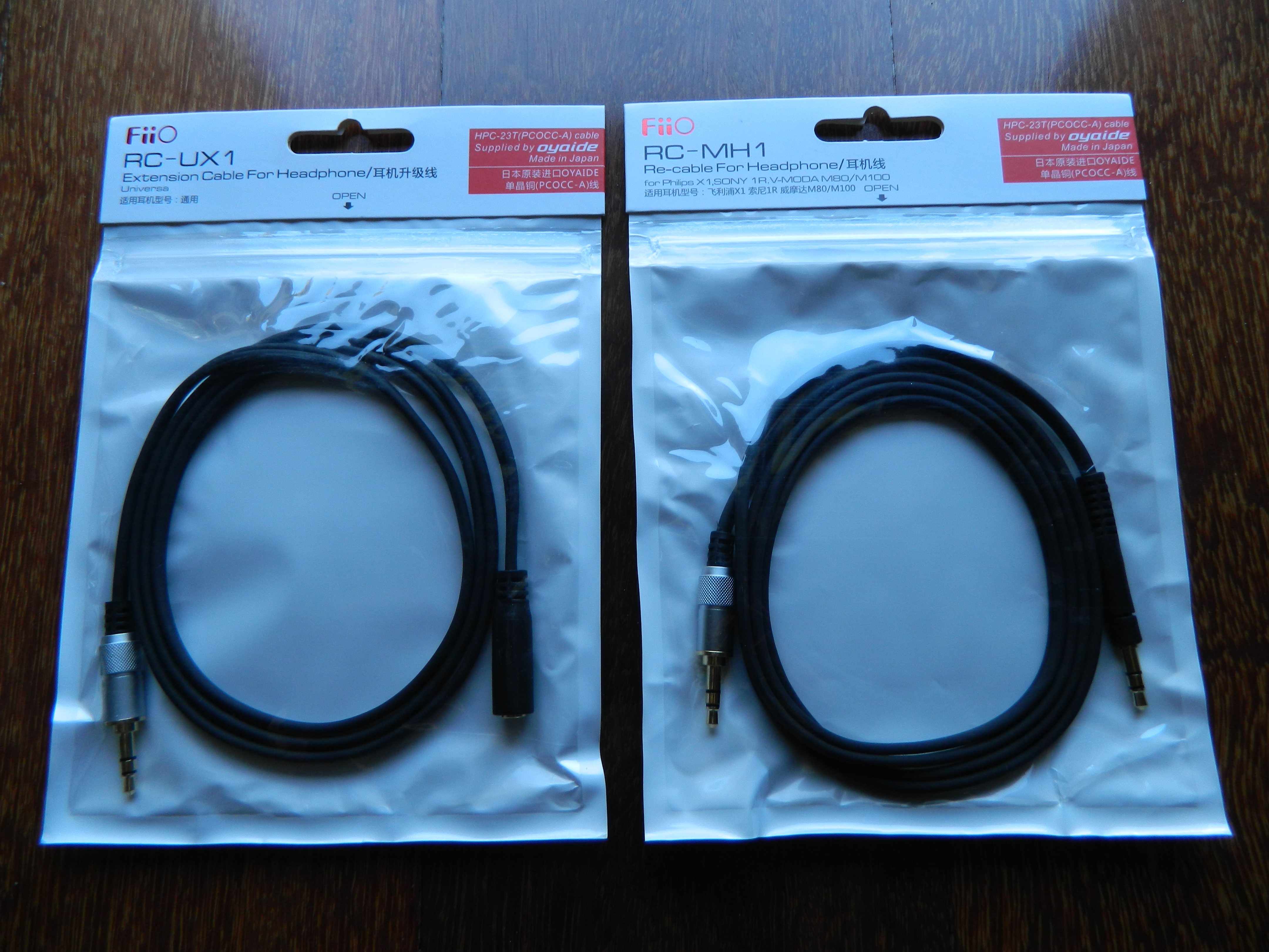FiiO RC-MH1 Headphone Upgrade Cable   Reviews   Headphone Reviews ...