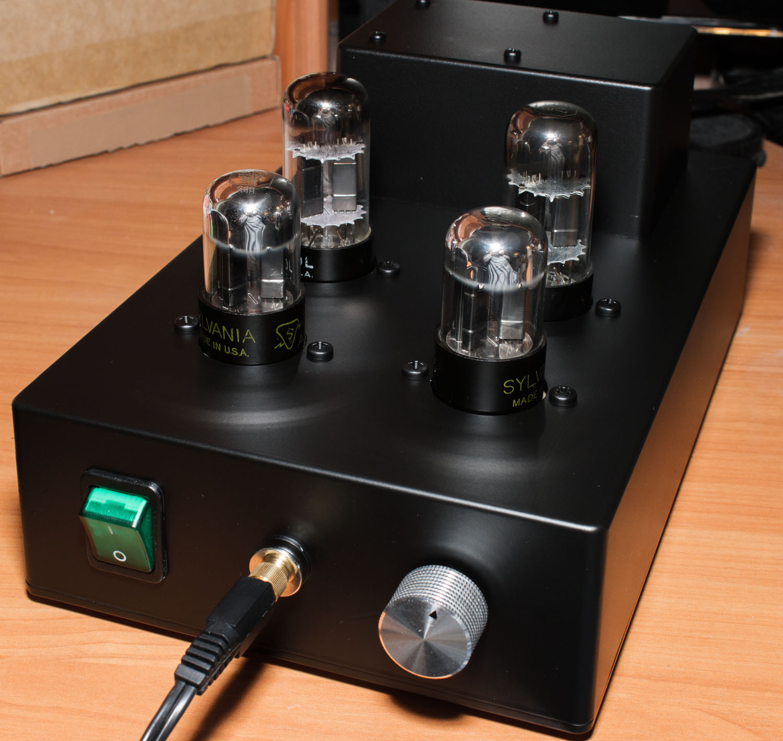 My DIY headphone tube amps | Headphone Reviews and ...