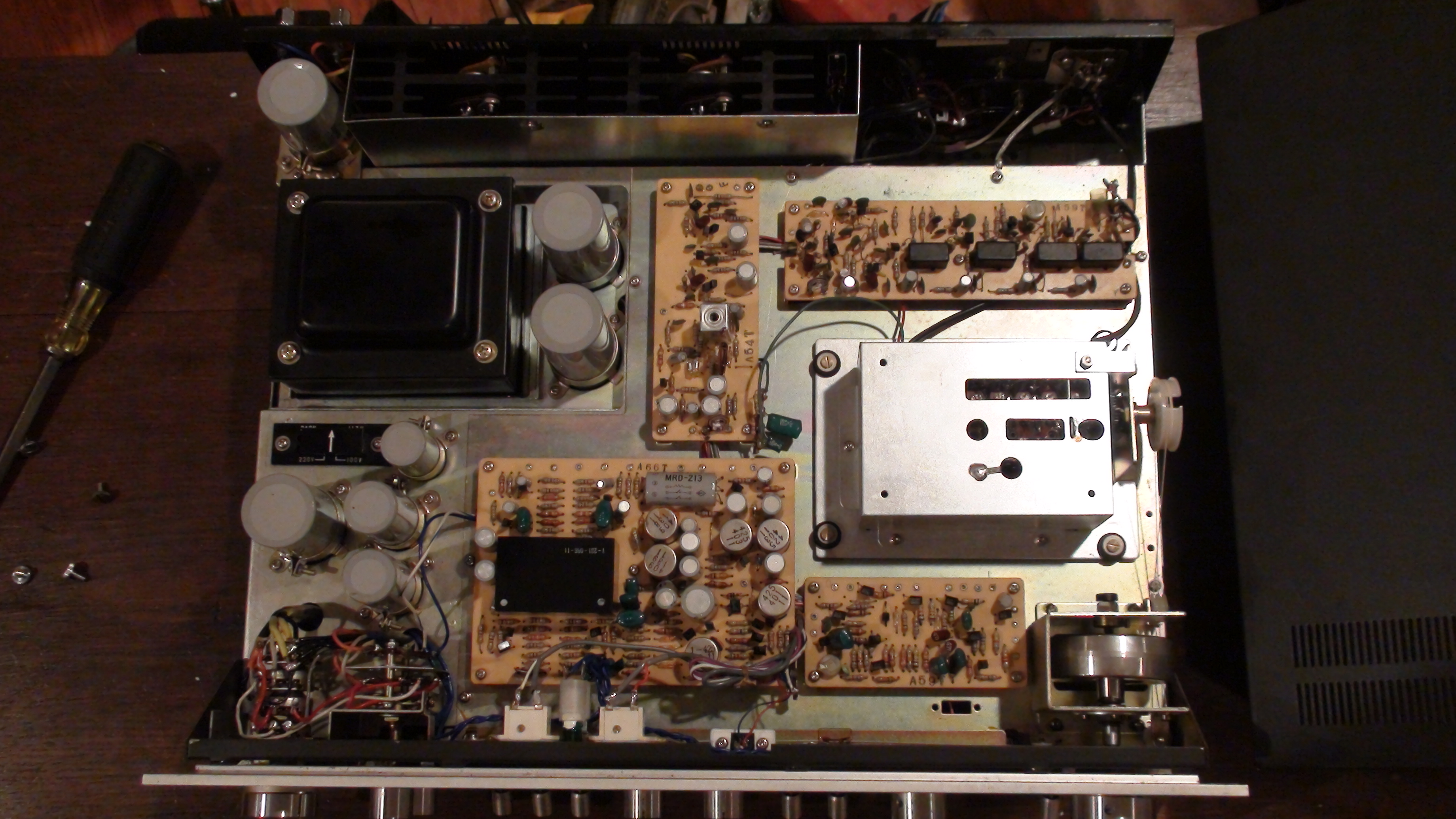 Sony Receiver Protect Mode Reset