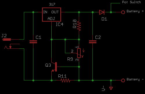 9V battery charger schematic? | Headphone Reviews and