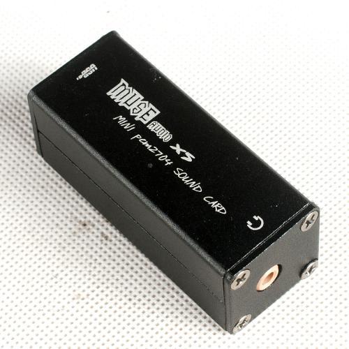 Muse Audio X5 Mini PCM2704 USB Sound Card