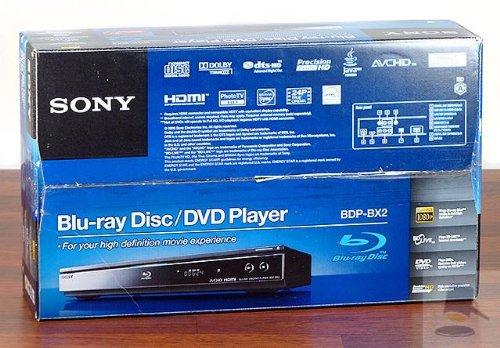 Sony BDP-BX2 Blu-ray Player Driver for PC