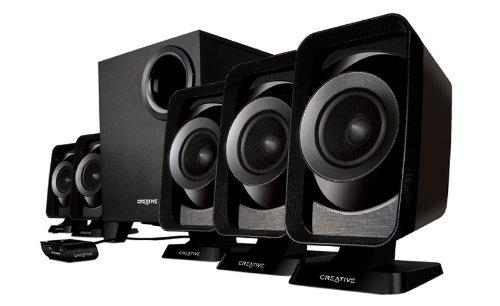 Creative Inspire T6160 5.1 Multimedia Speaker System
