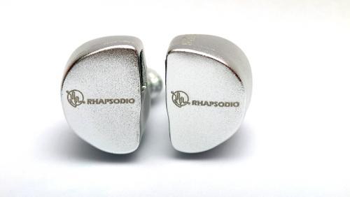 Rhapsodio RD3 Hi-Fi Grade Dynamic In-Ear Monitor