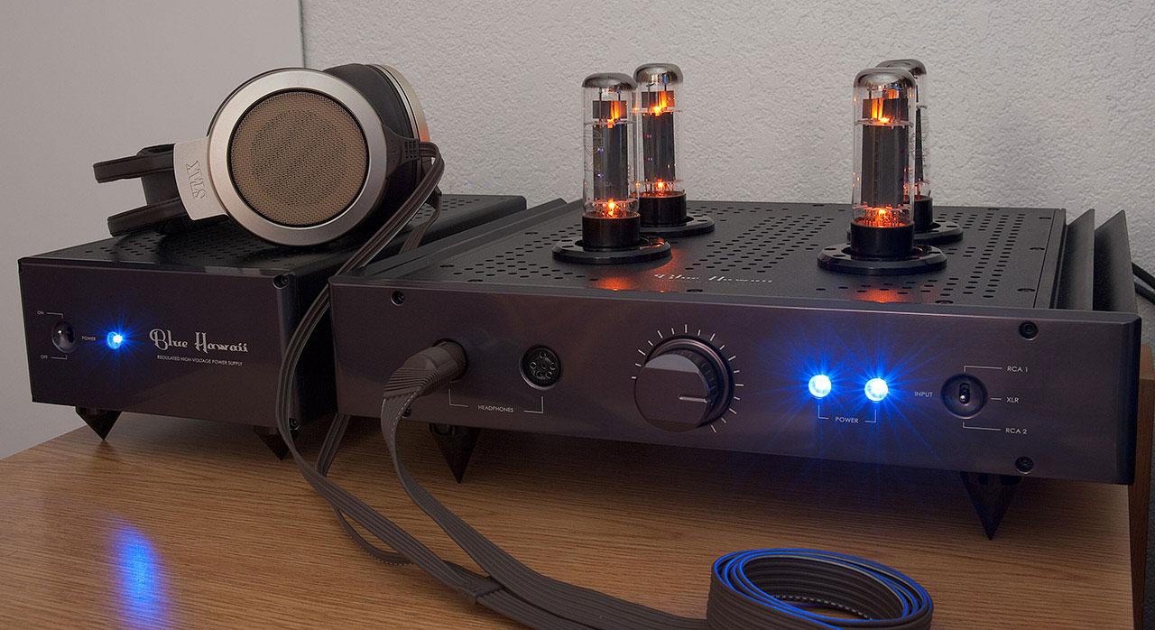 HeadAmp Blue Hawaii SE Electrostatic Amp