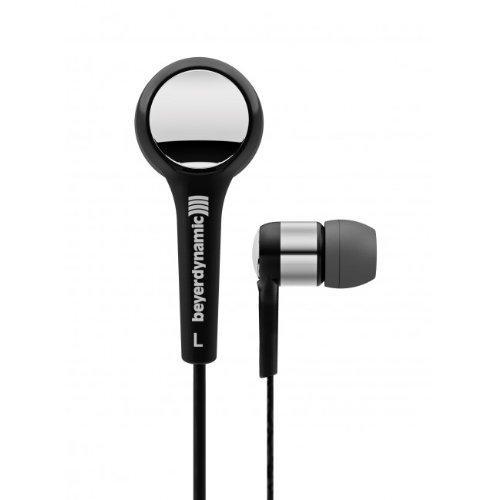 Beyerdynamic DTX 102 iE In-Ear Headphones (Silver)