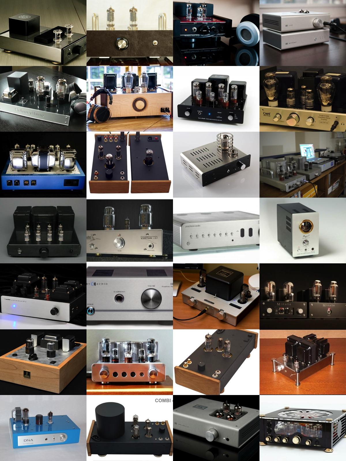 Tube Headphone Amplifiers of the World | Headphone Reviews