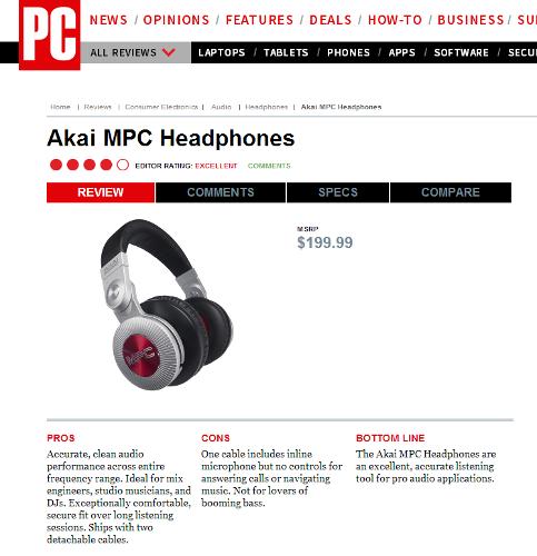 AkaiMPCHeadphonesReviewRatingPCMag.com.png