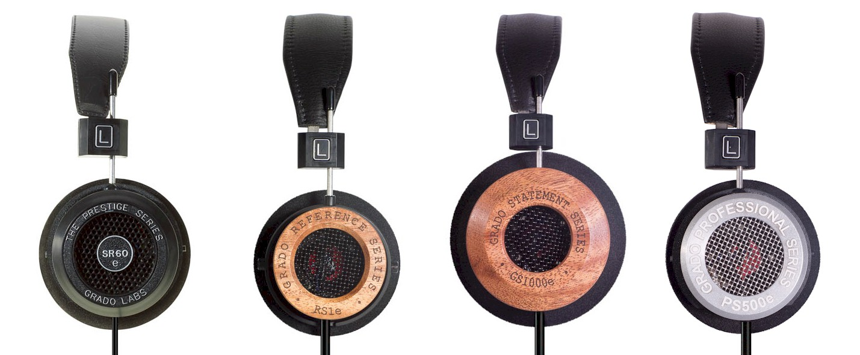 53f0f33e0ae Grado Labs NEW e series headphones and loaner program! | Headphone ...