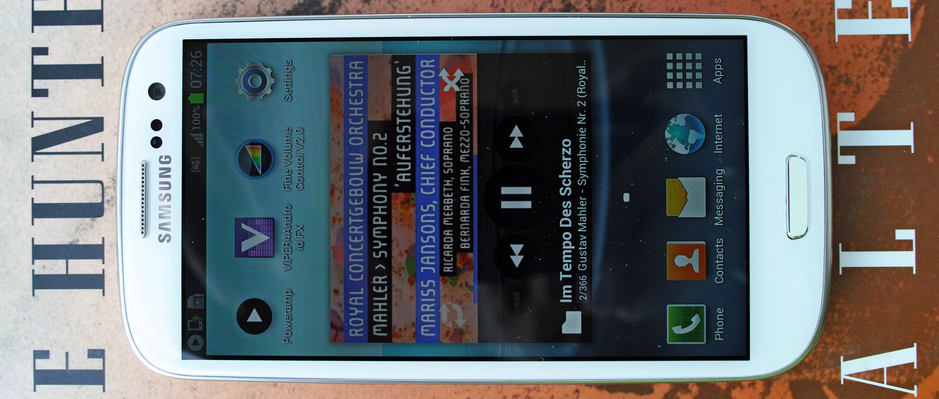 REVIEW/TOUR] Somic MH412 + Viper4Android  The
