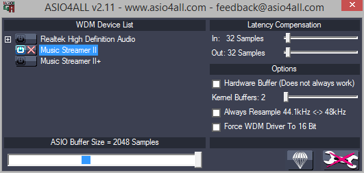 Fidelify - Spotify with ASIO, WASAPI, and VST plugins