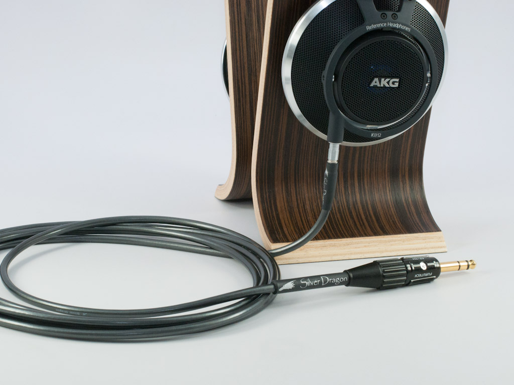 New Silver Dragon V3 Akg Headphone Cable 275 00