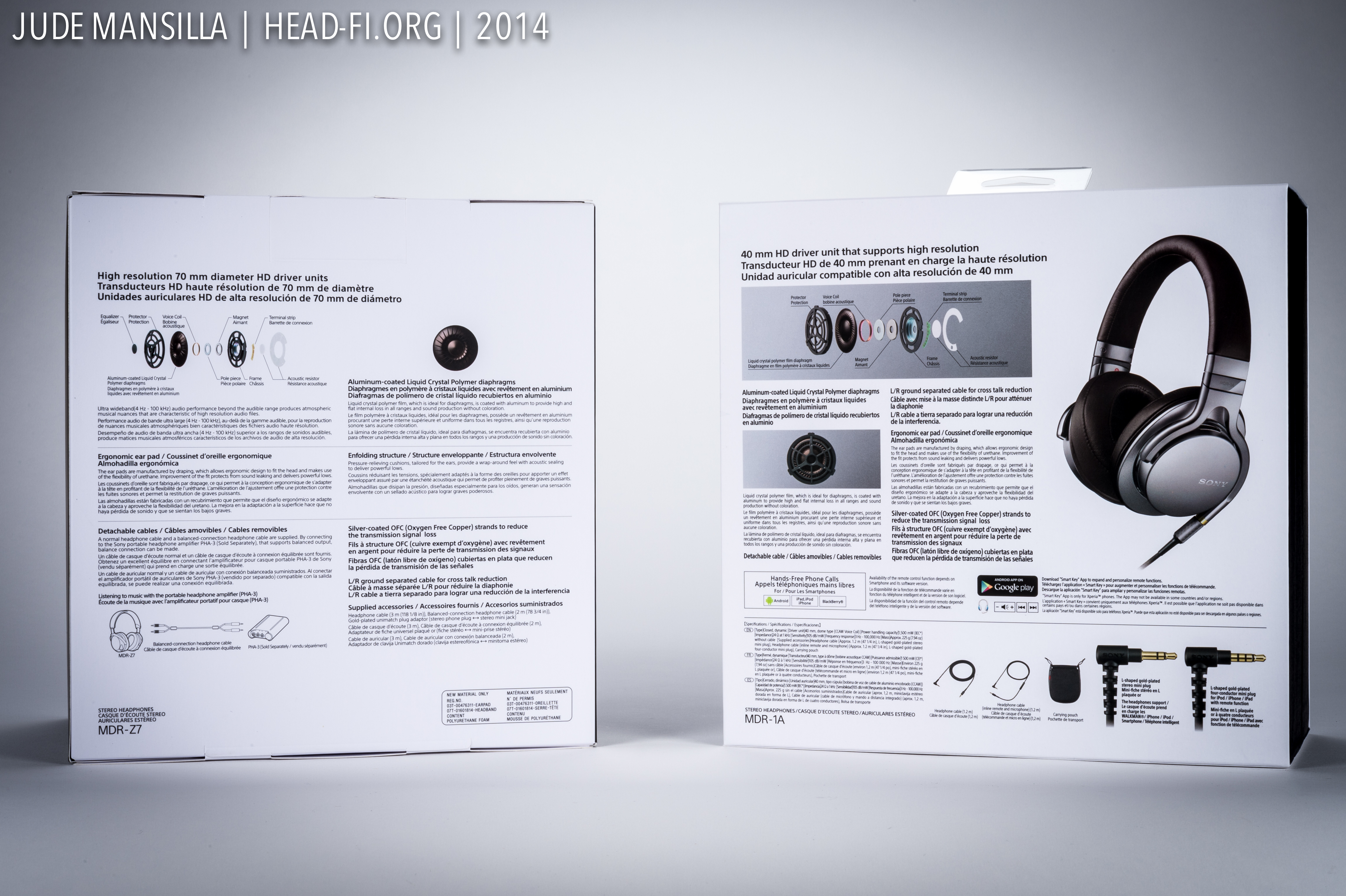338f24a1edc Sony's new flagship 2014 - MDR-Z7 | Page 39 | Headphone Reviews and ...