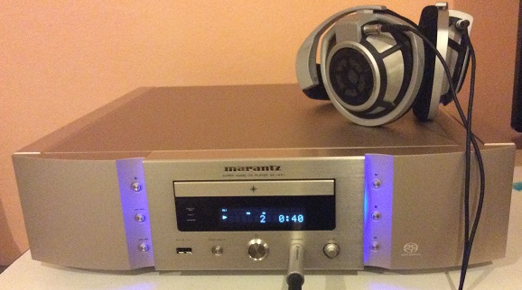 Heavy-duty Marantz SA-14S1     | Headphone Reviews and Discussion