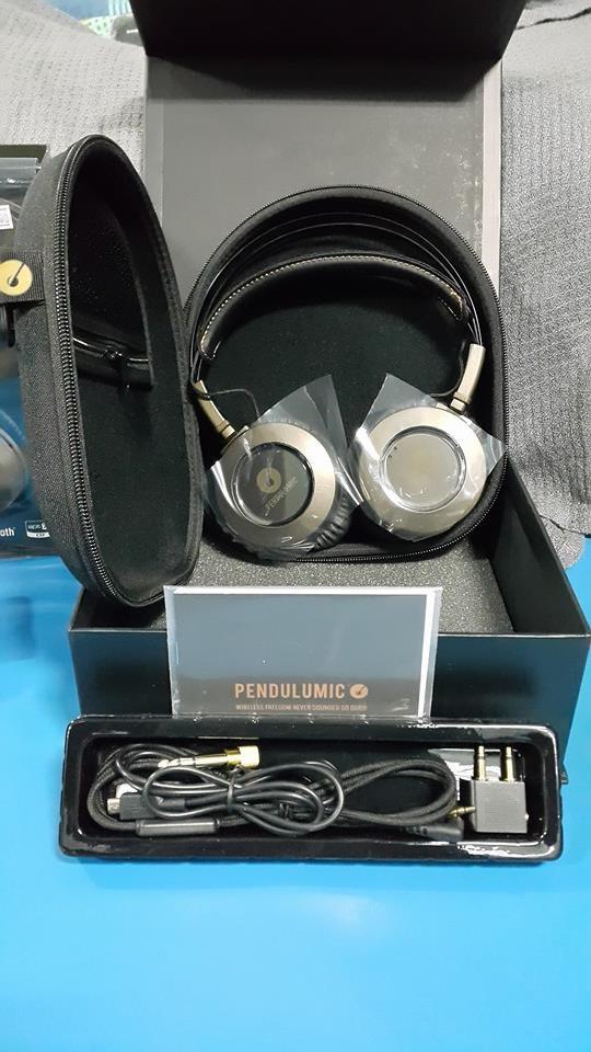 pendulumic s1 stance wireless bluetooth headphone head. Black Bedroom Furniture Sets. Home Design Ideas