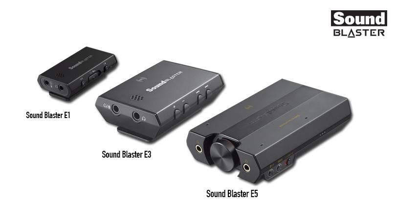 Creative Sound Blaster E3 Audio Driver (2019)