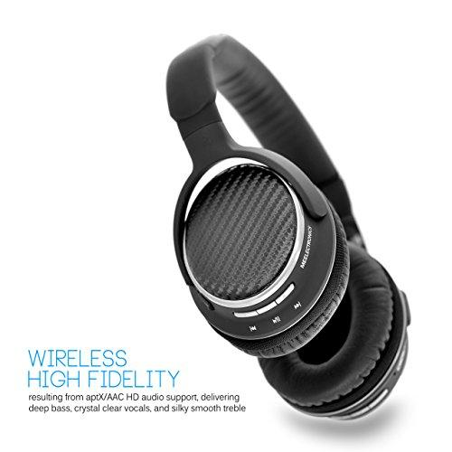 MEElectronics Air-Fi® Matrix2 AF62 Stereo Bluetooth® Wireless Headphones