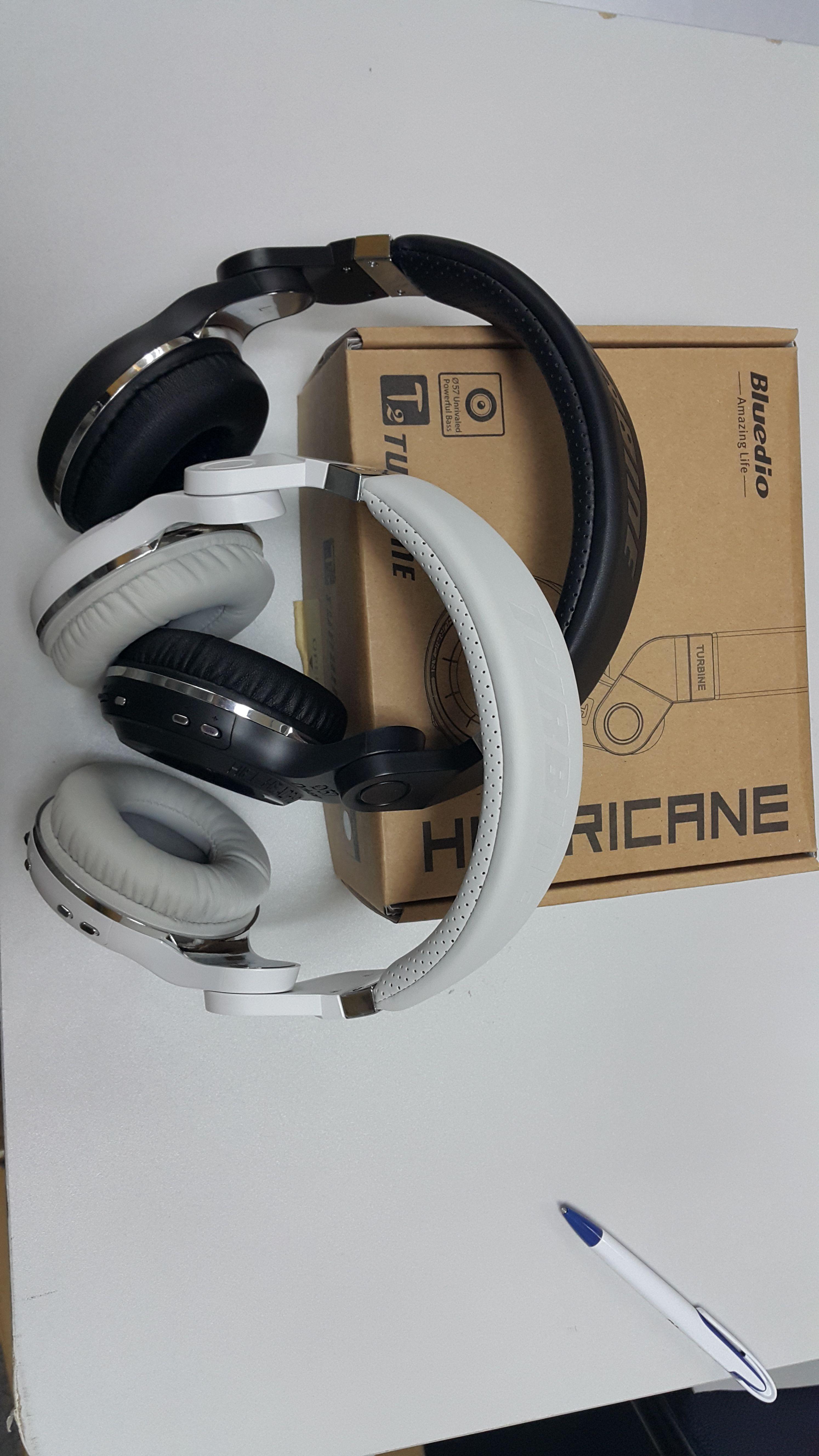 Bluedio HT H-Turbine 57mm Driver BT Headphones review | Headphone