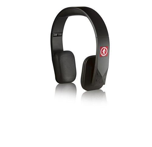Outdoor Tech OT3200-B Tuis Wireless Bluetooth 4.0 Headphones (Black)