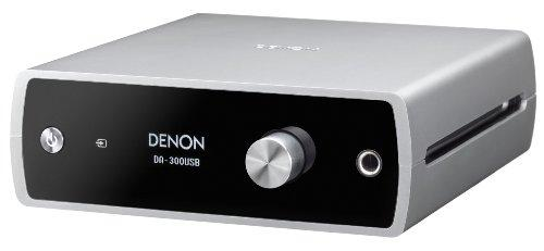 Denon DA-300USB High Resolution Audio DAC Headphone Amplifier