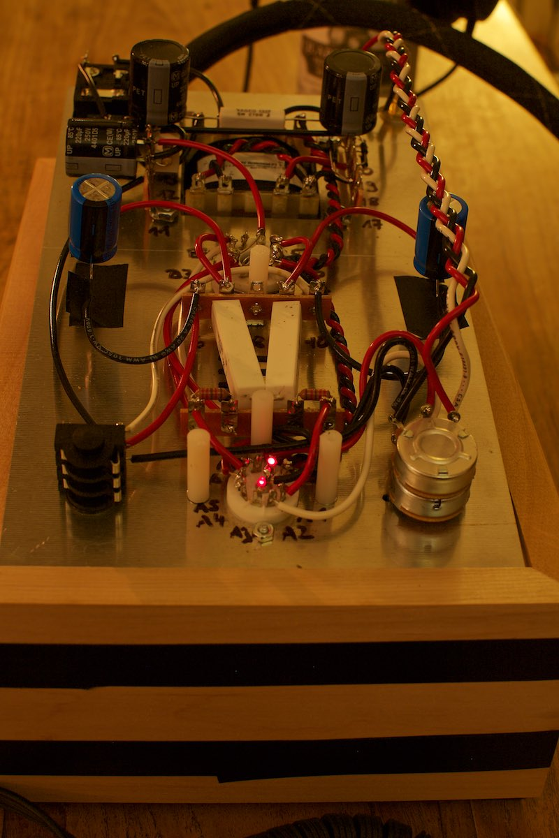 Crackbottlehead Otl Page 427 Headphone Reviews And Discussion Wiring A Summer House The Wooden Case Is Only Taped Together As Woodwork Will Be Done In Spring Have Tools My Want To Smoke