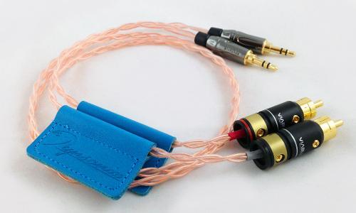 Zynsonix Trebuchet Pono Player Interconnect Cables