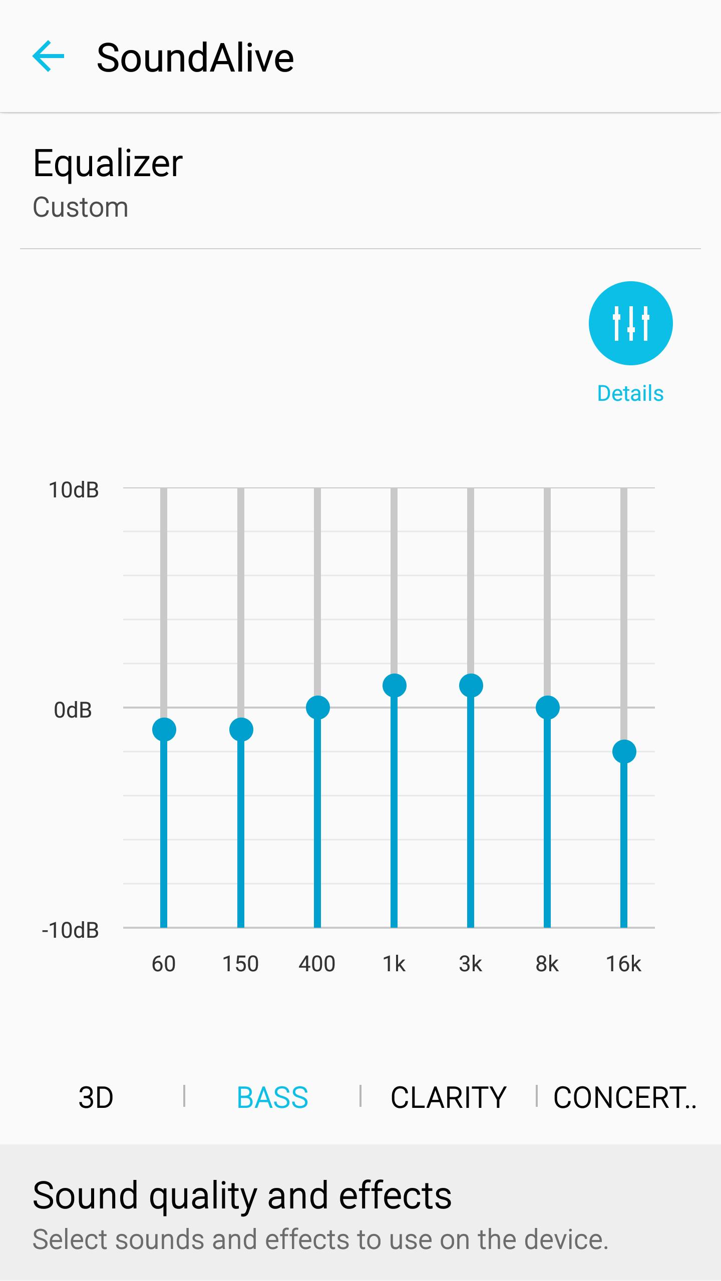 Samsung Galaxy S6/S6 Edge Sound Quality | Page 3 | Headphone