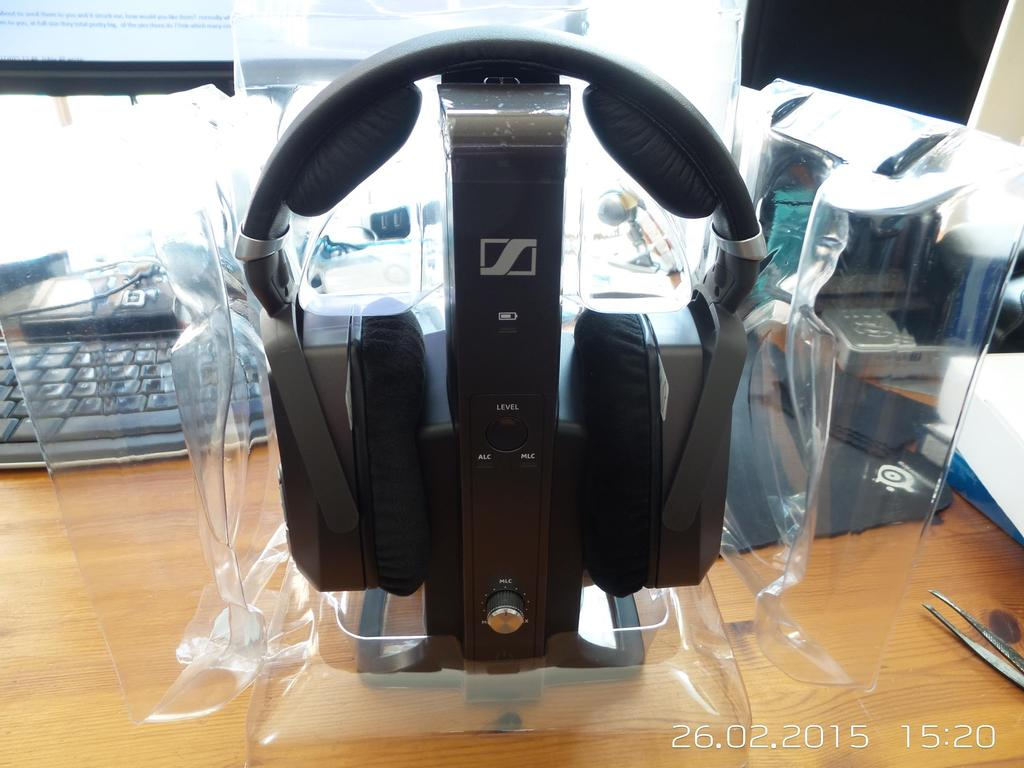 Sennheiser Rs185 Review By Mark2410 Headphone Reviews And