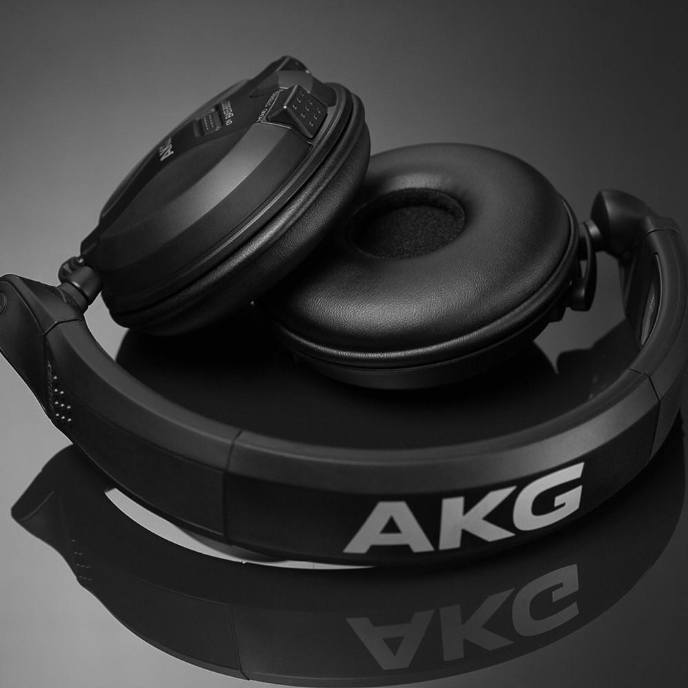 New Release - AKG K181 DJ Ultimate Edition, launching on Massdrop