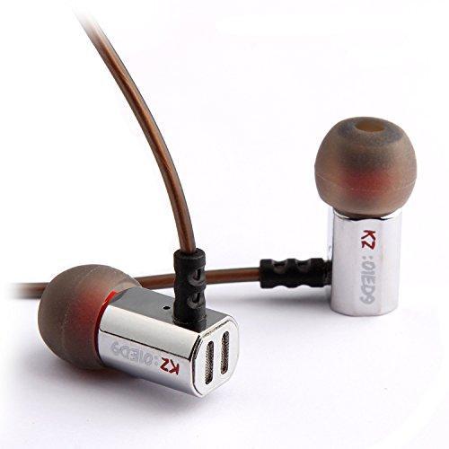 KZ ED9 Tunning Nozzles In-Ear Headphones