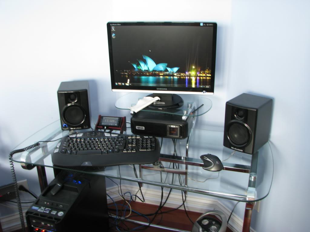 My Custom M Audio Av 40 Speaker Stands Headphone Reviews