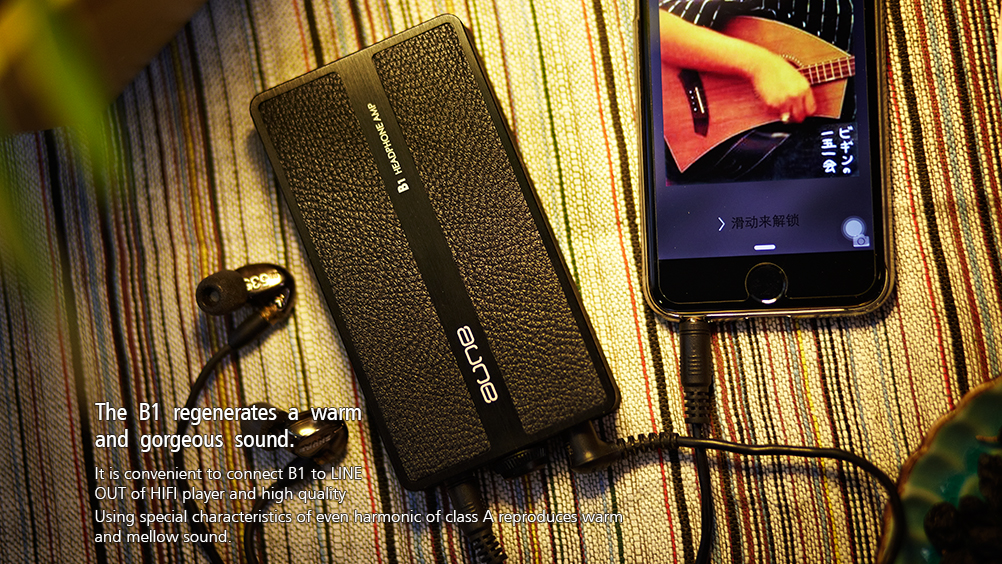 Reviewers Wanted-----Aune B1 portable headphone AMP