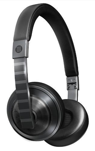 I-MEGO Headphones, MAZE, Black