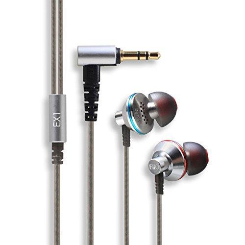 Beteran FIIO EX1 Noise Cancelling In-Ear Monitors