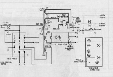 magnavox 9302 wont start up headphone reviews and discussion rh head fi org 3 Prong Plug Wiring Diagram 7 Plug Wiring Diagram