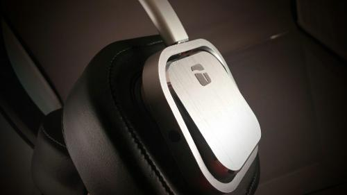 Torque Audio t402v supra/circum aural headphones with modi:fit technology