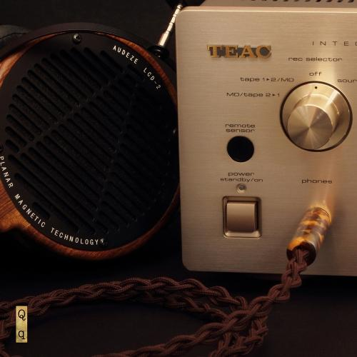 Q-Audio French Silk Cable