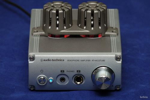 Audio-Technica AT-HA22TUBE