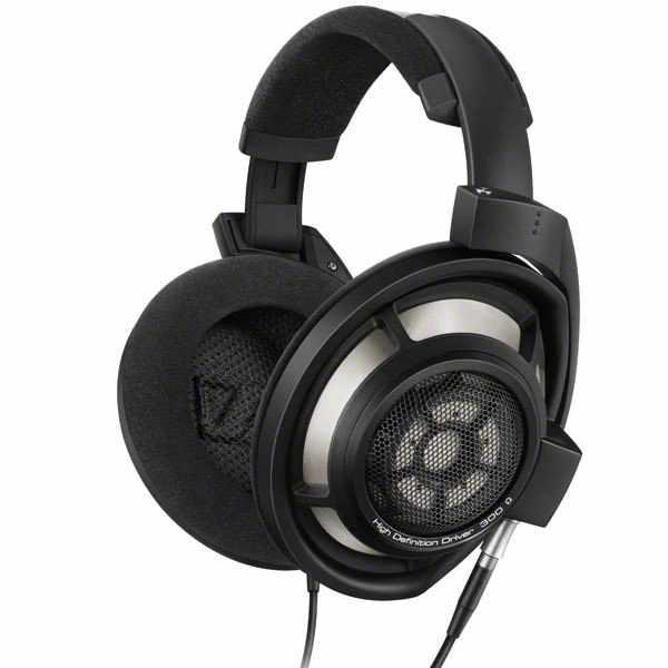 The Brilliant Benchmark Headphone- Sennheiser HD800S