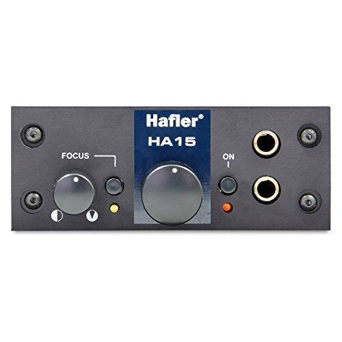 Hafler HA15 Professional Solid State Headphone Amplifier